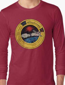Apollo Soyuz Vintage Emblem Long Sleeve T-Shirt