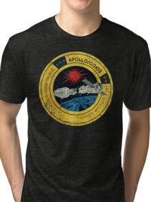 Apollo Soyuz Vintage Emblem Tri-blend T-Shirt