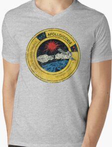 Apollo Soyuz Vintage Emblem Mens V-Neck T-Shirt