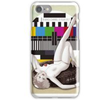 """""""CHANNEL"""" iPhone Case/Skin"""