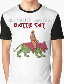 Battle Cat Graphic T-Shirt