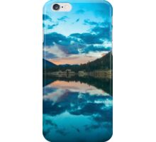 Lily Lake in Estes Park, Colorado. iPhone Case/Skin