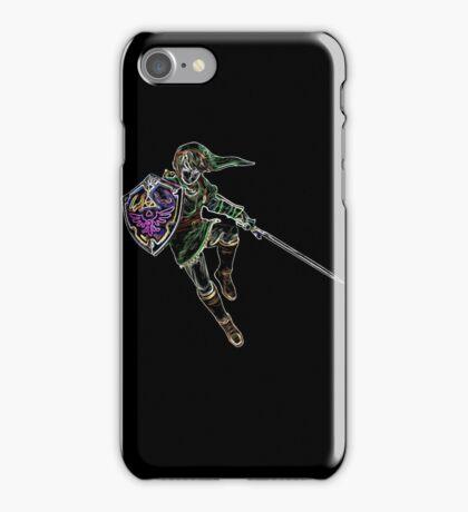 Link Neon iPhone Case/Skin