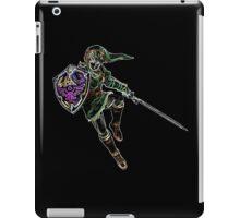 Link Neon iPad Case/Skin