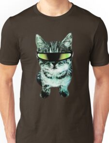 Beach Cat is ready to make waves (Guys) Unisex T-Shirt