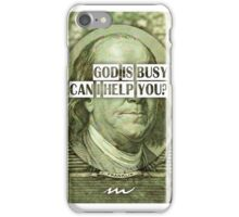 """""""PLEASE CALL LATER"""" iPhone Case/Skin"""
