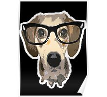 listen good doggy Poster
