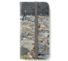 Fossil Hunting iPhone Wallet/Case/Skin