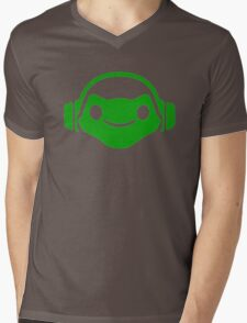 LUCIO Mens V-Neck T-Shirt
