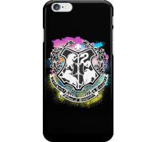 Ilvermorny Splatter iPhone Case/Skin