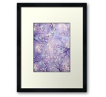 Each Moment of the Year Has Its Own Beauty Framed Print