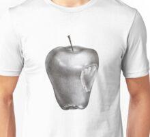 Bitten apple Unisex T-Shirt