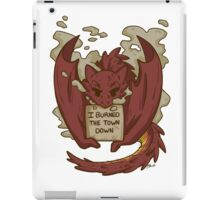 Creature Shaming Smaug iPad Case/Skin
