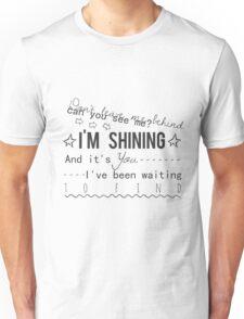 shining - years & years Unisex T-Shirt