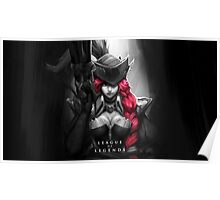 Miss Fortune Poster
