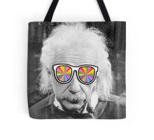 keep smart wearing glass Tote Bag
