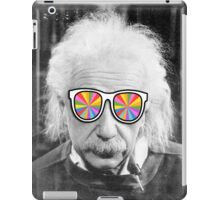 keep smart wearing glass iPad Case/Skin