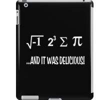 SOME PIE iPad Case/Skin
