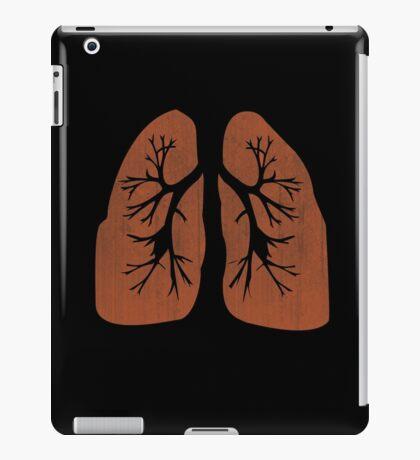Lungs. iPad Case/Skin