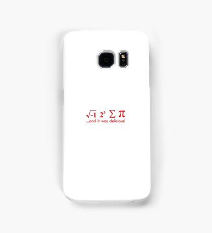 SOME PIE Samsung Galaxy Case/Skin