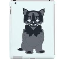 Cat In Black iPad Case/Skin