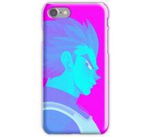 Super Blue iPhone Case/Skin