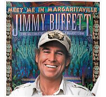 meet me in margaritaville jimmy buffett the ultimate album collection ampyang Poster