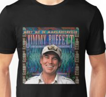 meet me in margaritaville jimmy buffett the ultimate album collection ampyang Unisex T-Shirt