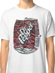 Crushed Dr Pepper Tin Classic T-Shirt