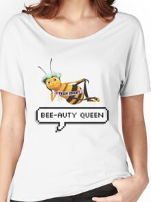 Bee-auty Queen Women's Relaxed Fit T-Shirt