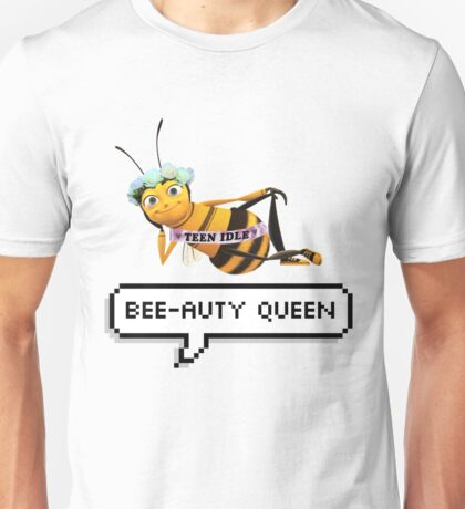 Bee-auty Queen Unisex T-Shirt