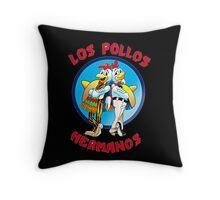 Los Pollos Hermanos Throw Pillow