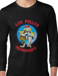 Los Pollos Hermanos Long Sleeve T-Shirt