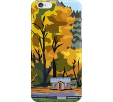 Arrowtown Gold iPhone Case/Skin