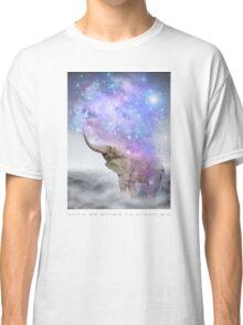 Don't Be Afraid To Dream Big Classic T-Shirt