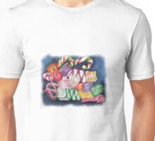 CHRISTMAS CANDIES Unisex T-Shirt