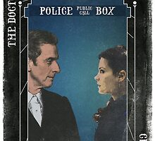 12th Doctor by Pyier