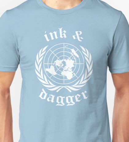 Ink & Dagger United Nations Unisex T-Shirt