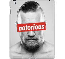 Mc Gregor iPad Case/Skin