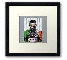 Conor McGregor Framed Print