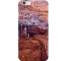 Blanchard Springs Cavern in the Ozarks, Arkansas, iPhone Case/Skin