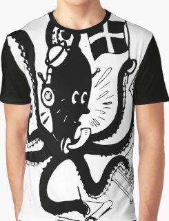 Octopus Fun Graphic T-Shirt