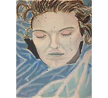 Laura Palmer, The Mermaid Photographic Print