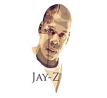 Jay-Z Photographic Print