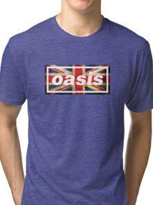 oasis england Tri-blend T-Shirt