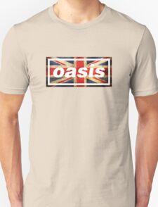 oasis england Unisex T-Shirt