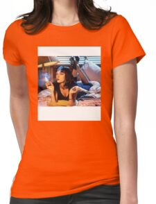 Mia Wallace - Pulp Fiction Womens Fitted T-Shirt