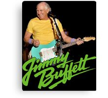 SAN01 Jimmy Buffett and the Coral Reefer Band TOUR 2016 Canvas Print