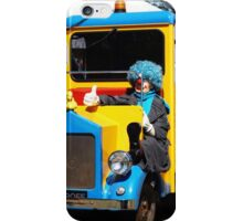 Train Clown iPhone Case/Skin