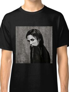 Jennifer Connelly Painting Classic T-Shirt